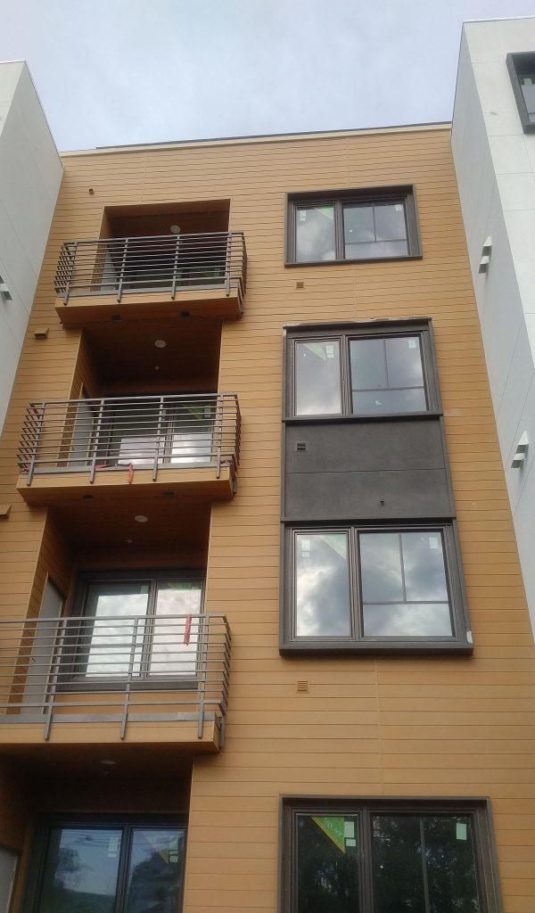 Private apartements, Menlo Park California