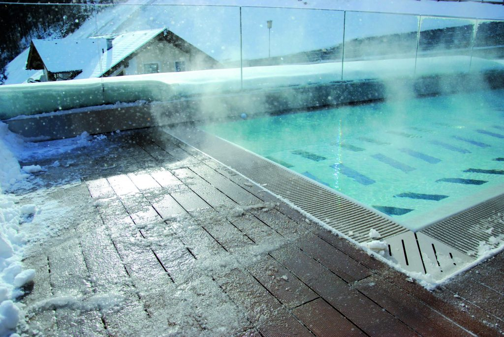 Hotelpool Soelden Germany