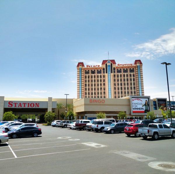 Hotel Palace Station, Las Vegas
