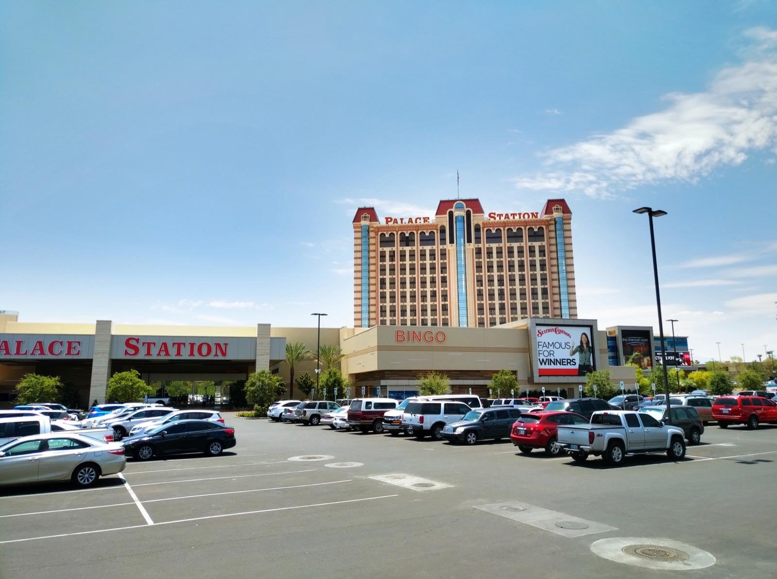 Hotel Palace Station Las Vegas Resysta Usa