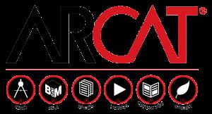 ARCAT Logo mit Icons