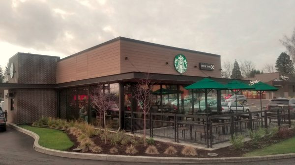 Starbucks Tigard, OR