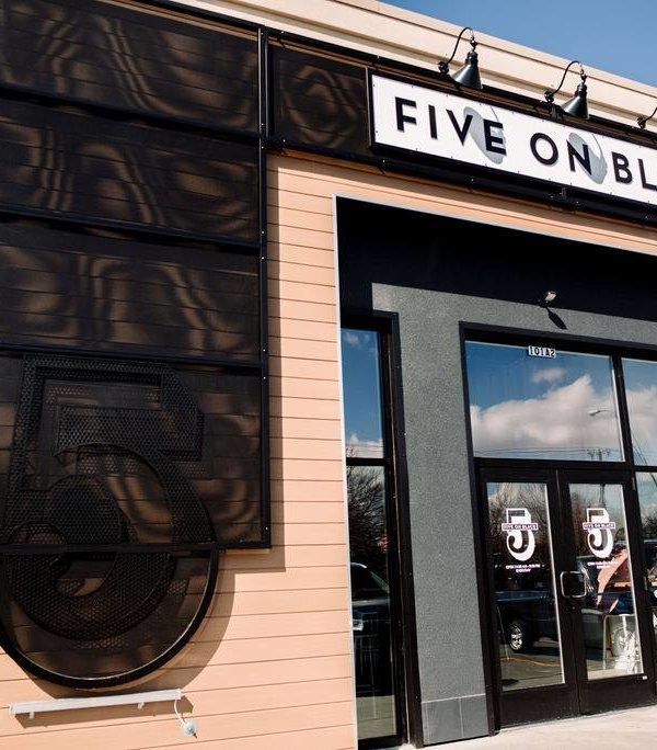 Five on Black, South 24th Street West, Billings, MT.
