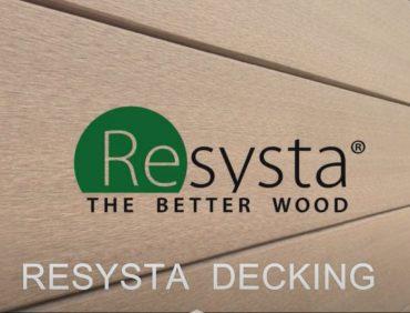 RESYSTA Decking, installation Video