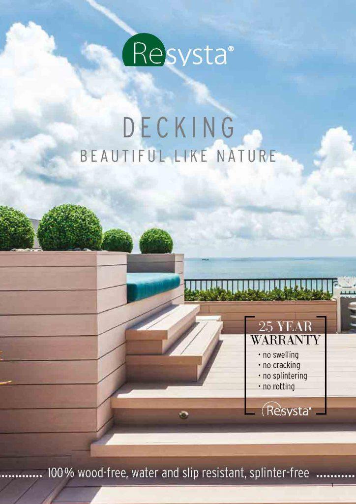 DECKING - BEAUTIFUL LIKE NATURE